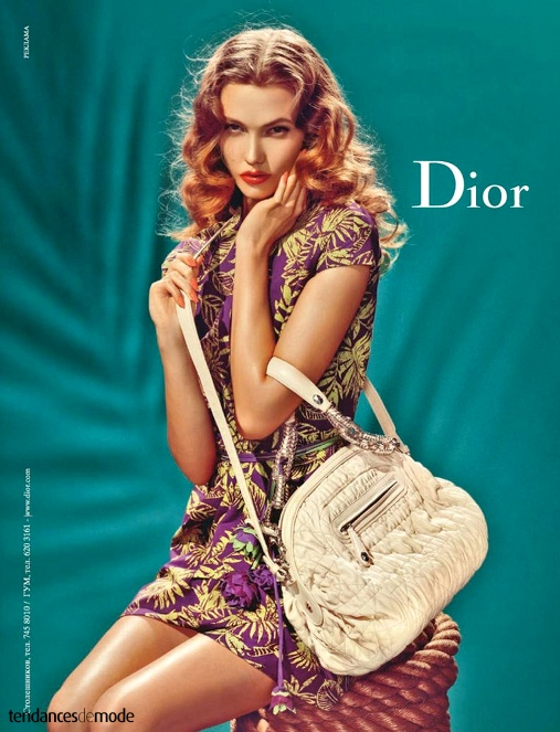 Campagne Dior - Printemps/été 2011 - Photo 3