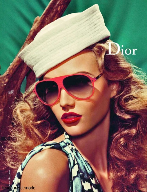Campagne Dior - Printemps/été 2011 - Photo 7