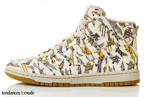 Collection Nike x Liberty - Printemps 2011 - Photo 10