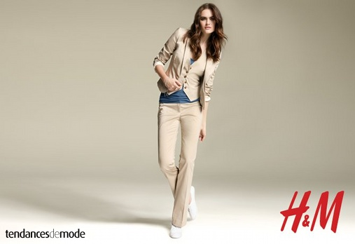 Collection H&M Printemps/été 2011 - Essential by Ann-Sofie - Photo 4