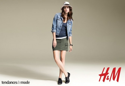 Collection H&M Printemps/été 2011 - Essential by Ann-Sofie - Photo 7