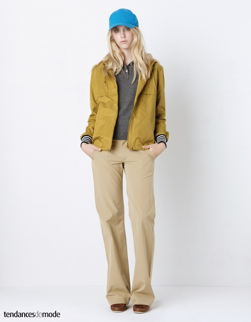 Collection A.P.C. - Printemps/été 2011 - Photo 10