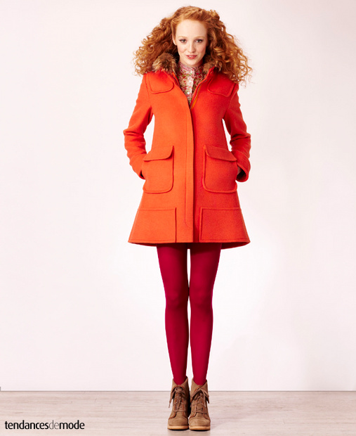 Collection Paul & Joe Sister - Automne/hiver 2011-2012 - Photo 4