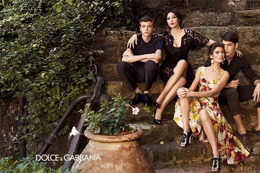 Campagne Dolce & Gabbana - Printemps/été 2012 - Photo 2