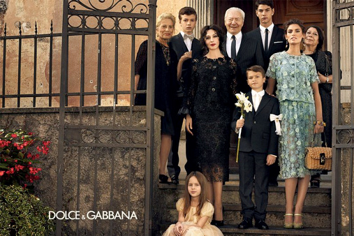 Campagne Dolce & Gabbana - Printemps/été 2012 - Photo 3