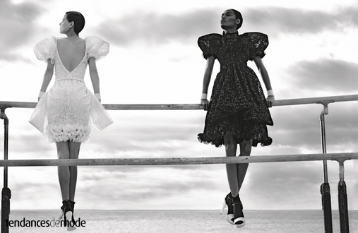 Campagne Chanel - Printemps/été 2012 - Photo 1