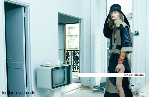 Campagne Balenciaga - Printemps/été 2012 - Photo 5