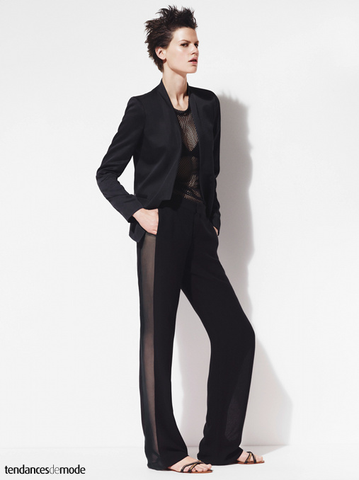 zara collection printemps t 2012 tendances de mode. Black Bedroom Furniture Sets. Home Design Ideas