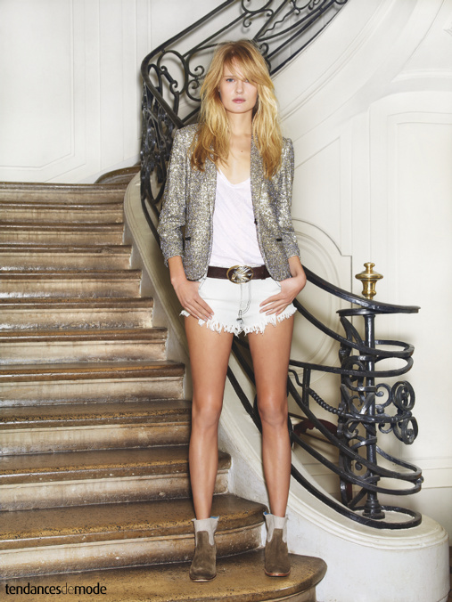 Collection Zadig & Voltaire - Printemps/été 2012 - Photo 1