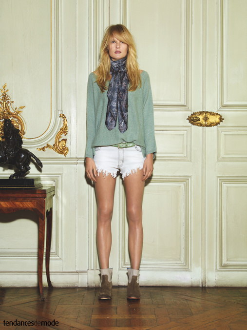 Collection Zadig & Voltaire - Printemps/été 2012 - Photo 5