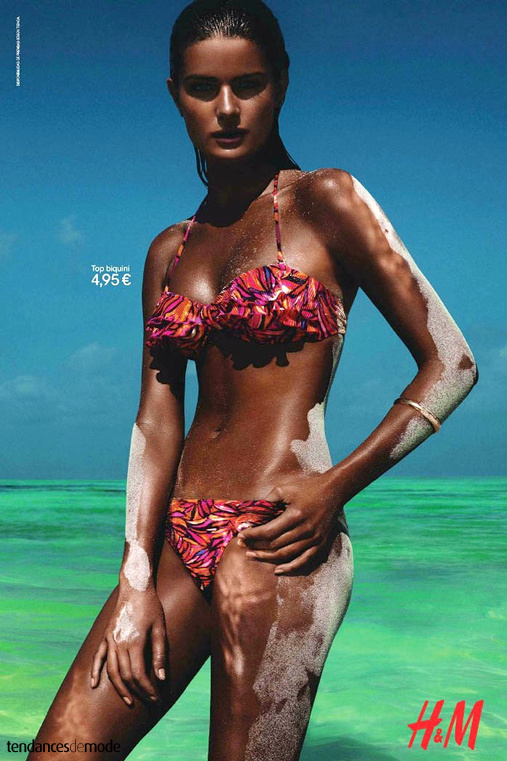 Campagne Maillots de bain H&M - Printemps/été 2012 - Photo 8