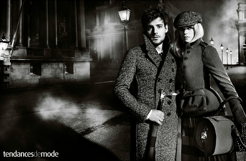 Campagne Burberry - Automne/hiver 2012-2013 - Photo 2