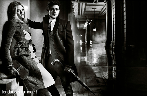 Campagne Burberry - Automne/hiver 2012-2013 - Photo 4