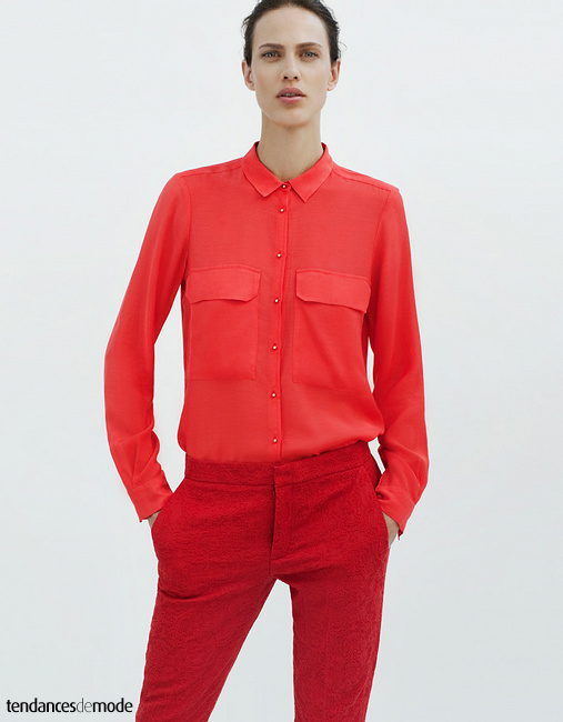 Collection Zara - Juin 2012 - Photo 4