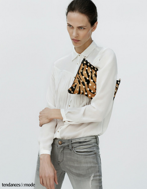 Collection Zara - Juin 2012 - Photo 9