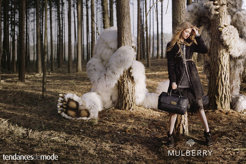 Campagne Mulberry - Automne/hiver 2012-2013 - Photo 2