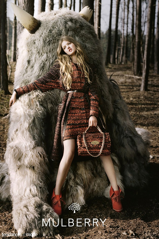 Campagne Mulberry - Automne/hiver 2012-2013 - Photo 3