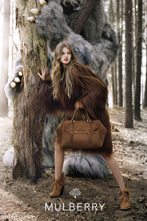 Campagne Mulberry - Automne/hiver 2012-2013 - Photo 4