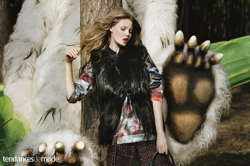 Campagne Mulberry - Automne/hiver 2012-2013 - Photo 5