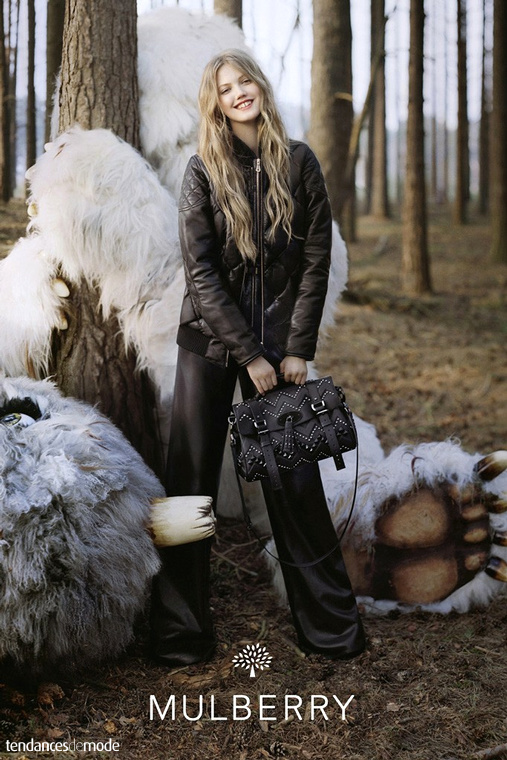 Campagne Mulberry - Automne/hiver 2012-2013 - Photo 6