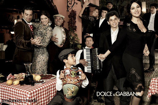 Campagne Dolce & Gabbana - Automne/hiver 2012-2013 - Photo 3