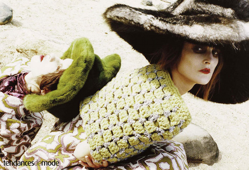Campagne Marc Jacobs - Automne/hiver 2012-2013 - Photo 2