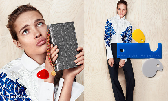 Campagne Stella McCartney - Automne/hiver 2012-2013 - Photo 1