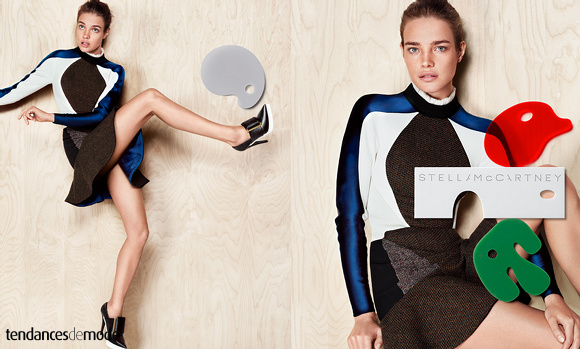 Campagne Stella McCartney - Automne/hiver 2012-2013 - Photo 2
