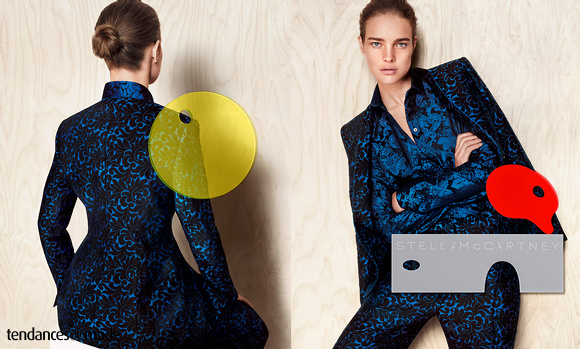 Campagne Stella McCartney - Automne/hiver 2012-2013 - Photo 3