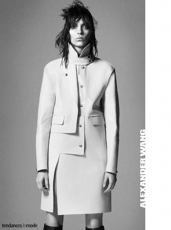 Campagne Alexander Wang - Automne/hiver 2012-2013 - Photo 2
