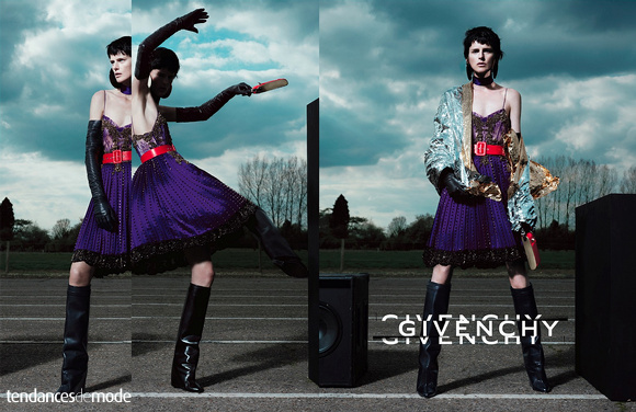 Campagne Givenchy - Automne/hiver 2012-2013 - Photo 1
