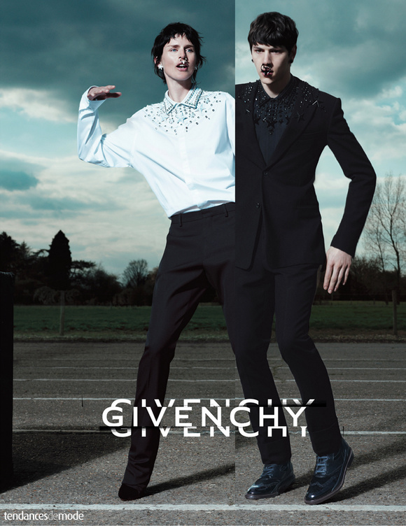 Campagne Givenchy - Automne/hiver 2012-2013 - Photo 2