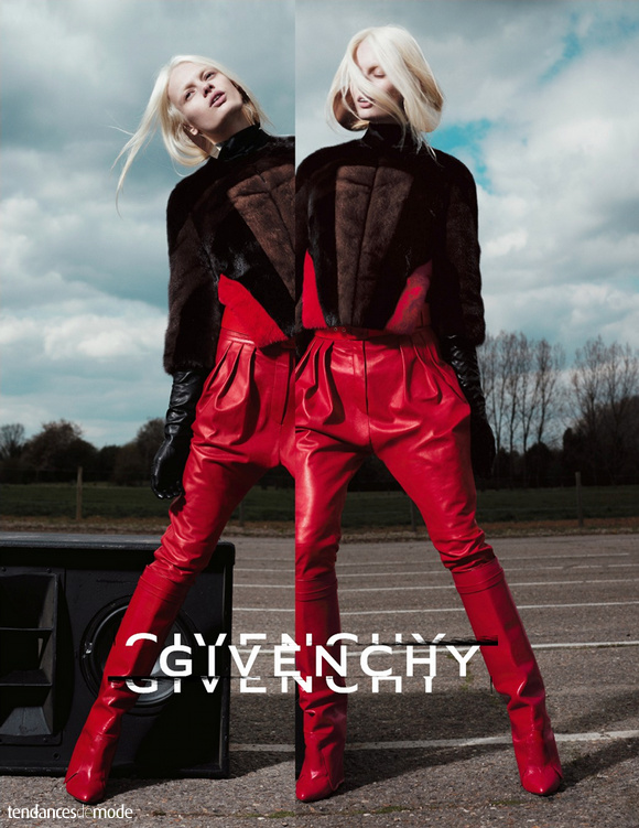 Campagne Givenchy - Automne/hiver 2012-2013 - Photo 3