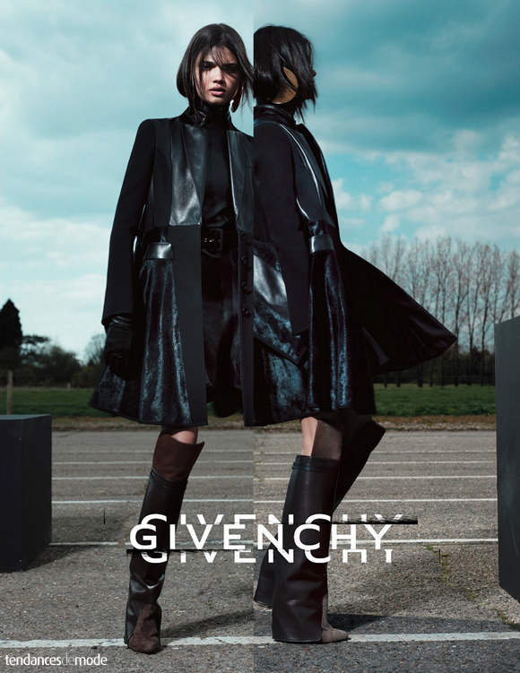 Campagne Givenchy - Automne/hiver 2012-2013 - Photo 4