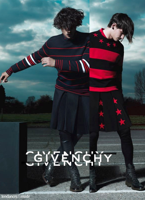 Campagne Givenchy - Automne/hiver 2012-2013 - Photo 6