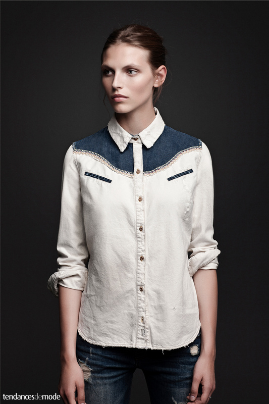 Collection Zara TRF - Septembre 2012 - Photo 1
