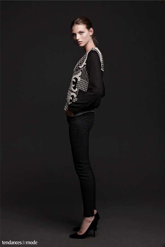 Collection Zara TRF - Septembre 2012 - Photo 6