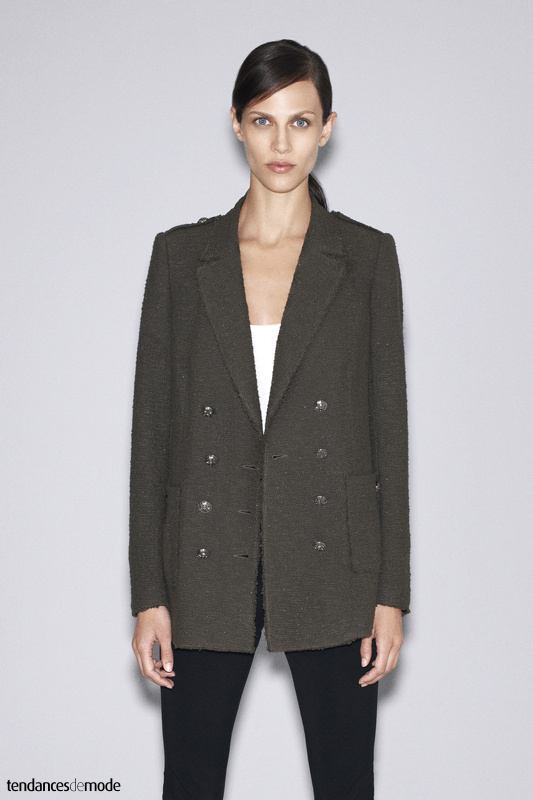 Collection Zara - Octobre 2012 - Photo 9