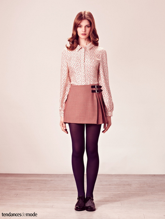 Collection Paul & Joe Sister - Automne/hiver 2012-2013 - Photo 5