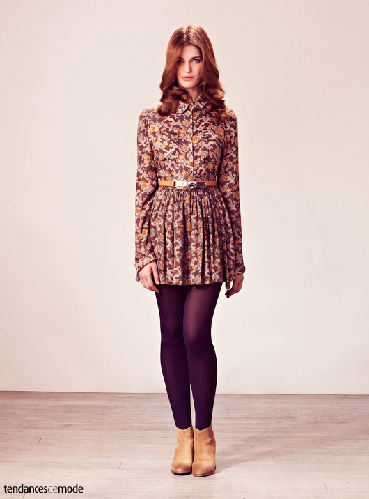 Collection Paul & Joe Sister - Automne/hiver 2012-2013 - Photo 6