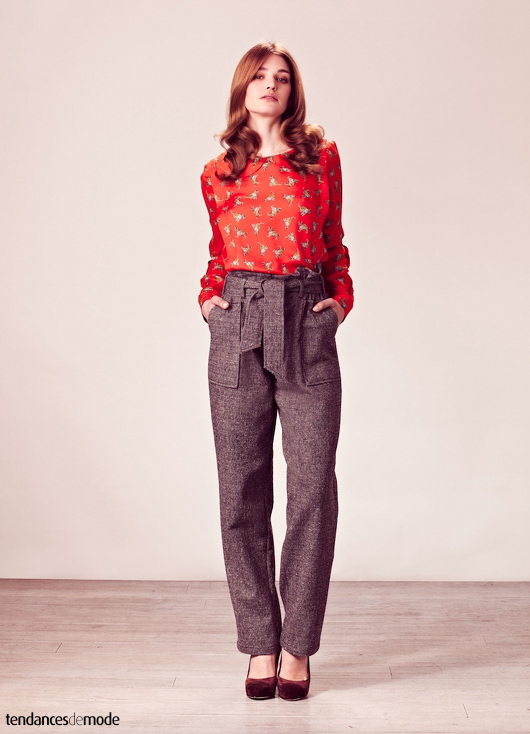 Collection Paul & Joe Sister - Automne/hiver 2012-2013 - Photo 9