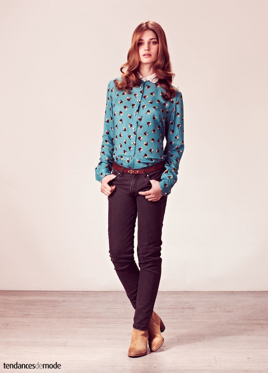 Collection Paul & Joe Sister - Automne/hiver 2012-2013 - Photo 10