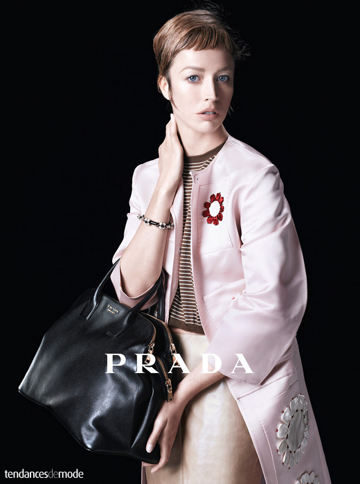 Campagne Prada - Printemps/été 2013 - Photo 1