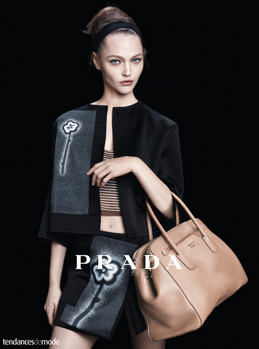 Campagne Prada - Printemps/été 2013 - Photo 4