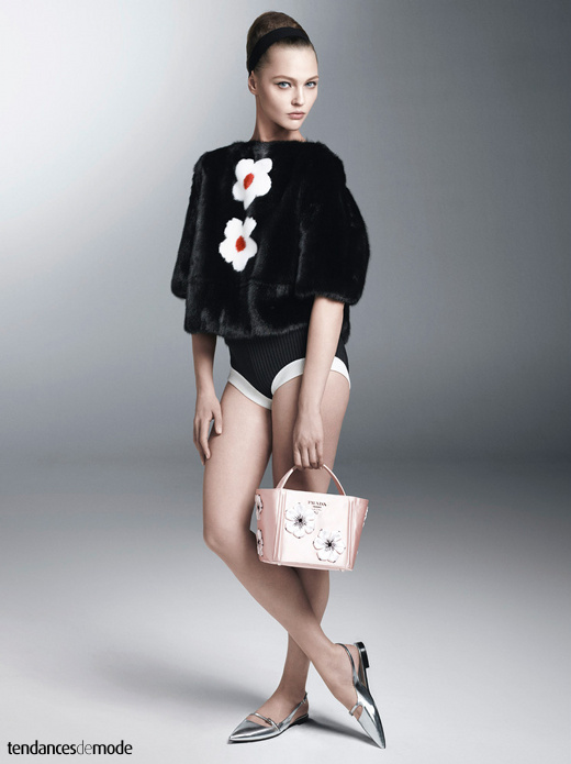 Campagne Prada - Printemps/été 2013 - Photo 6