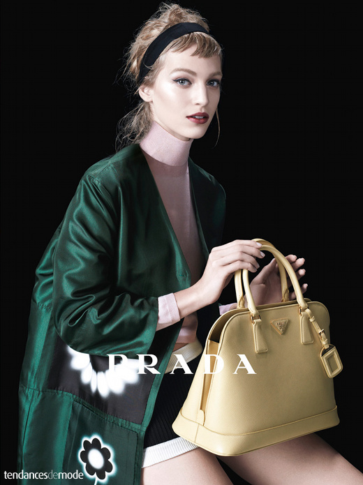 Campagne Prada - Printemps/été 2013 - Photo 7