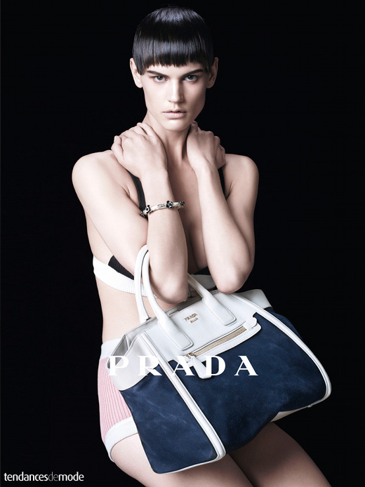 Campagne Prada - Printemps/été 2013 - Photo 9