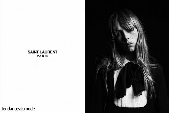 Campagne Saint Laurent - Printemps/été 2013 - Photo 1
