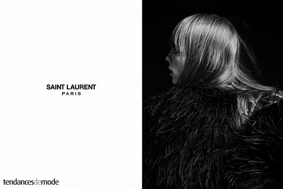 Campagne Saint Laurent - Printemps/été 2013 - Photo 3