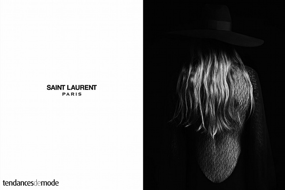 Campagne Saint Laurent - Printemps/été 2013 - Photo 5